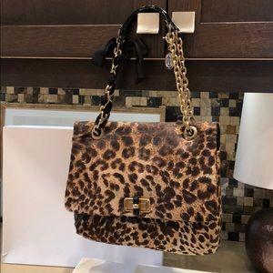 Lanvin Animal Print Bag